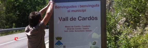 Cartelleres de Vall de Cardós